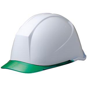 ヘルメット LSC−11PCL ホワイト/グリーン
