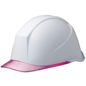 ヘルメット LSC−11PCL ホワイト/ピンク