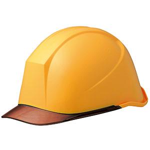 ヘルメット LSC−11PCL イエロー/ブラウン