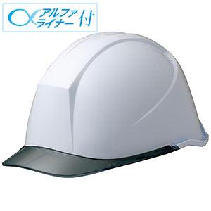 ヘルメット LSC−11PCL α ホワイト/スモーク