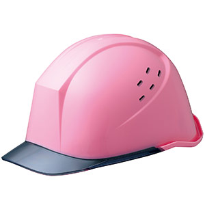ヘルメット LSC−11PCLV ピンク/スモーク