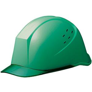 ヘルメット LSC−11PCLV グリーン/グリーン