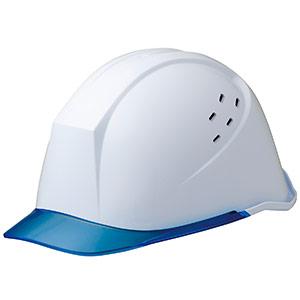 ヘルメット LSC−11PCLV ホワイト/ブルー