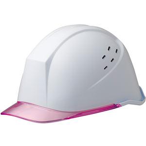 ヘルメット LSC−11PCLV ホワイト/ピンク