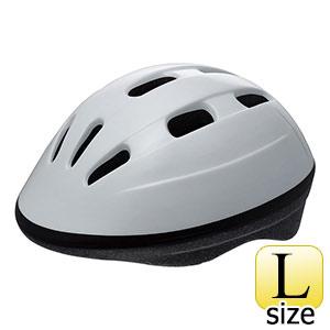 自転車乗車帽 TW型 Lサイズ ホワイト