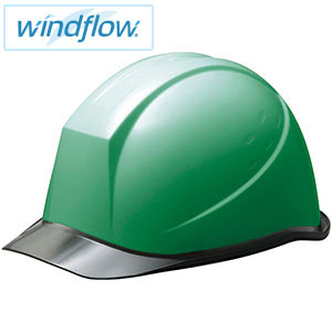 ヘルメット SC−11PCL RA3−UP Windflow グリーン/スモーク