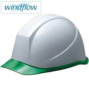 ヘルメット SC−11PCL RA3−UP Windflow ホワイト/グリーン