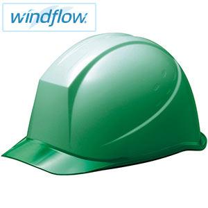 ヘルメット SC−11PCL RA3−UP Windflow グリーン/グリーン