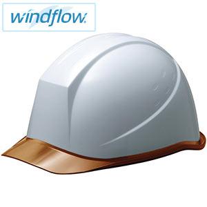 ヘルメット SC−11PCL RA3−UP Windflow ホワイト/ブラウン