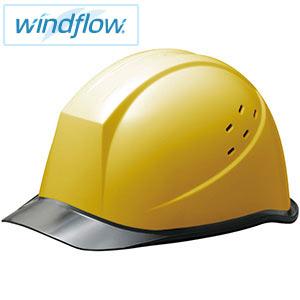 ヘルメット SC−11PCLVRA3−UP Windflow イエロー/スモーク