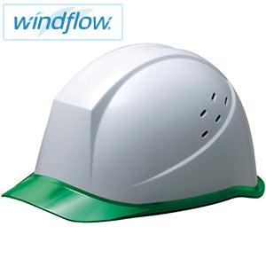 ヘルメット SC−11PCLVRA3−UP Windflow ホワイト/グリーン