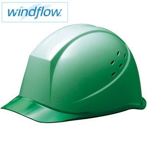 ヘルメット SC−11PCLVRA3−UP Windflow グリーン/グリーン