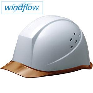 ヘルメット SC−11PCLVRA3−UP Windflow ホワイト/ブラウン