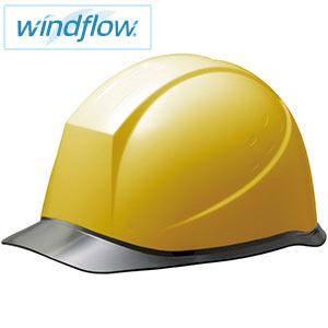ヘルメット SC−12PCL RA3−UP Windflow イエロー/スモーク