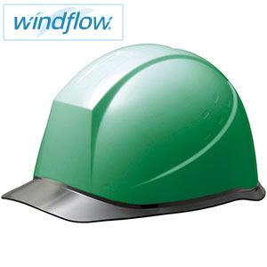 ヘルメット SC−12PCL RA3−UP Windflow グリーン/スモーク