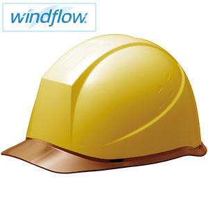 ヘルメット SC−12PCL RA3−UP Windflow イエロー/ブラウン