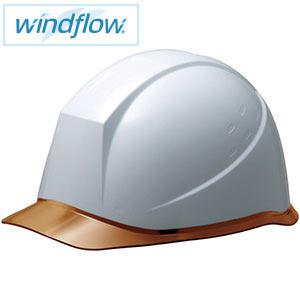 ヘルメット SC−12PCL RA3−UP Windflow ホワイト/ブラウン