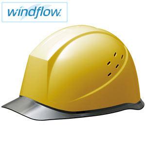 ヘルメット SC−12PCLVRA3−UP Windflow イエロー/スモーク