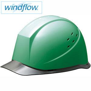 ヘルメット SC−12PCLVRA3−UP Windflow グリーン/スモーク