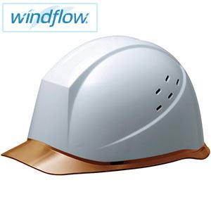 ヘルメット SC−12PCLVRA3−UP Windflow ホワイト/ブラウン