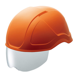 軽作業帽 SCL−400S オレンジ