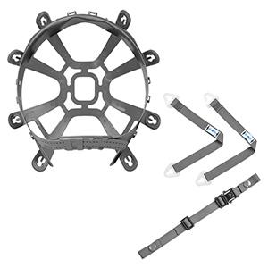 【交換用】 ヘルメット内装品 FP−2 用内装一式
