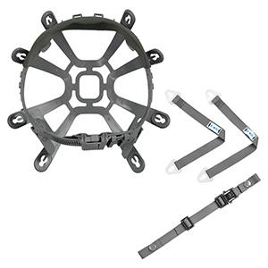 【交換用】 ヘルメット内装品 FP−2Q RAS 小サイズ 内装一式