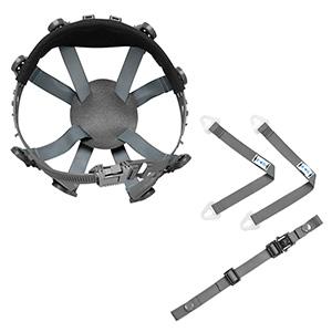 【交換用】 ヘルメット内装品 8TQRA2 内装一式