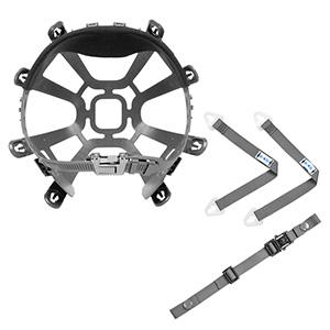 【交換用】 ヘルメット内装品 FP−2Q RA2 内装一式