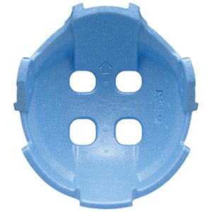 【交換用】 ヘルメット内装品 αライナー (19PCLS用)