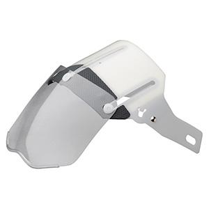 【交換用】 ヘルメット内装品 SC−9BS用 シールド面セット
