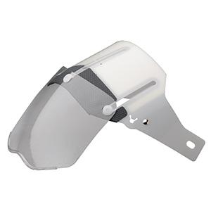 【交換用】 ヘルメット内装品 SC−MS用 シールド面セット