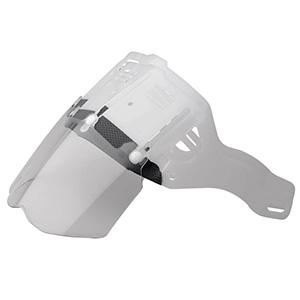 【交換用】 ヘルメット内装品 SC−13PCLVS用 シールド面セット