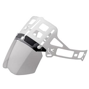 【交換用】 ヘルメット内装品 SC−MPCS用 シールド面セット