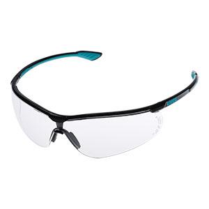 uvex sportstyle X−9193 透明レンズ ブラック・ブルー