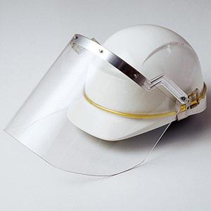 ヘルメット取付型防災面 MB−524N