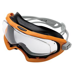 ビジョンベルデ 保護めがね VG−503F ゴーグラス(R) オレンジ