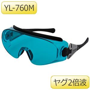 レーザ光用オーバーグラス YL−760M ヤグ2倍波