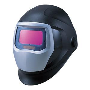 自動遮光溶接面 ワイドビュータイプ スピードグラスTM 9100X