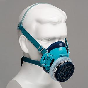 直結式小型マスク R−5X フィットチェッカー内蔵