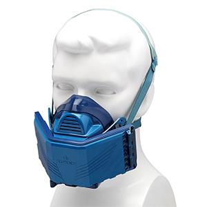 電動ファン付き呼吸用保護具 サカヰ式 BL−7005