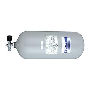 バイタス空気呼吸器用高圧ボンベ ASG815 8.4リットル