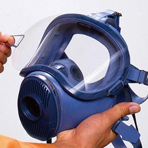 マスクオプション 視野カバー H−7用 10枚入