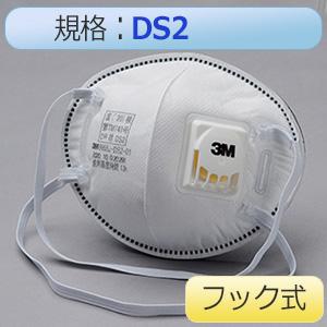 3M 8955JH−DS2 排気弁付 10袋入 フック式
