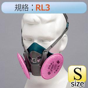 マスク 6500QL/2091−RL3 スモール