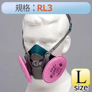 マスク 6500QL/2091−RL3 ラージ