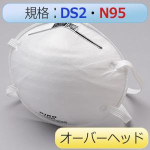 感染防止用マスク GIKO−1200 N95・DS2 (20枚入り)