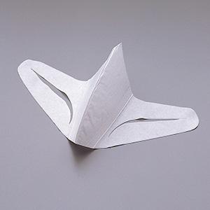 簡易衛生マスク ソフトーク超立体マスク 100枚入