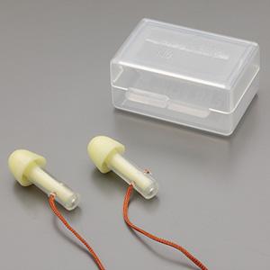 耳栓 NO.10 紐付 フリーサイズ 1組