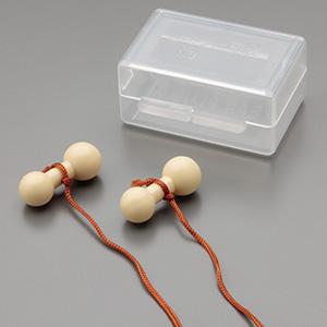 耳栓 NO.60 紐付 フリーサイズ 1組